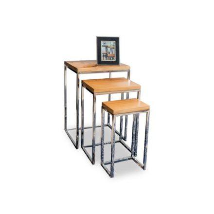 mesas auxiliares triada